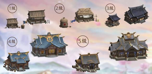 《倩女幽魂手游》家园系统玩法介绍最全整理